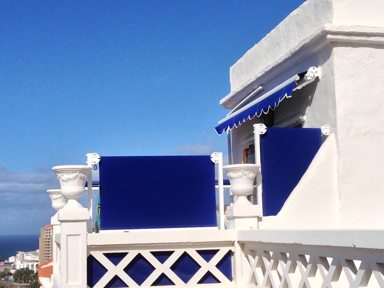 Außenrollos Balkon